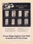1966 Lighters that work outdoors
