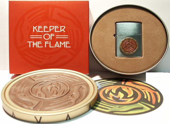 2000 Keeper of the Flame