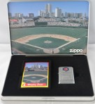 2004 Wrigley Field box