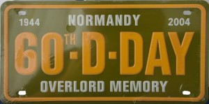 2005 Sign D-Day 60th