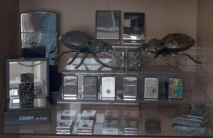 Spider display