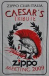 T-shirt ZCI 2009 Ceasare back