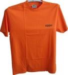T-shirt oranje