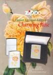 Zippo charming rose
