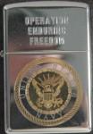 2002 EF Navy