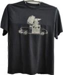 T Shirt 2013 Zippocar grey