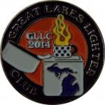 2014 GLLC Pin