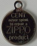 Cent Zippo Product