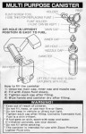 cannister manual