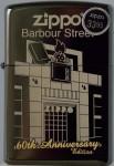 Zippo Barbour Street 60th 2013