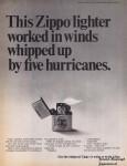 1968 Five Hurricanes