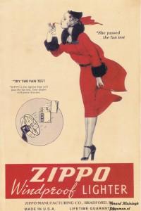 1937 The Windproof Zippo