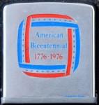 1976 Bicentennial ruler front
