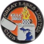 2015 GLLC Pin