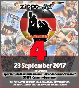 Mazzi in Germany @ Sportschool Kaiserau | Kamen | Nordrhein-Westfalen | Duitsland