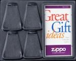 Zippo 4pc display