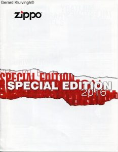 2016 Special Edition