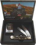 20th Anniversary Zippo and Case Knife - Limited