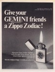 1970 Give your GEMINI