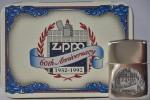 1992 60 Years Anniversary Nickel box