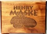 1995 Henry Maske cover