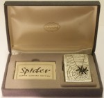 1995 box spider silver box