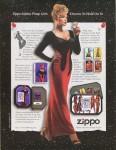 1996 Zippo Salutes Pinup Girls