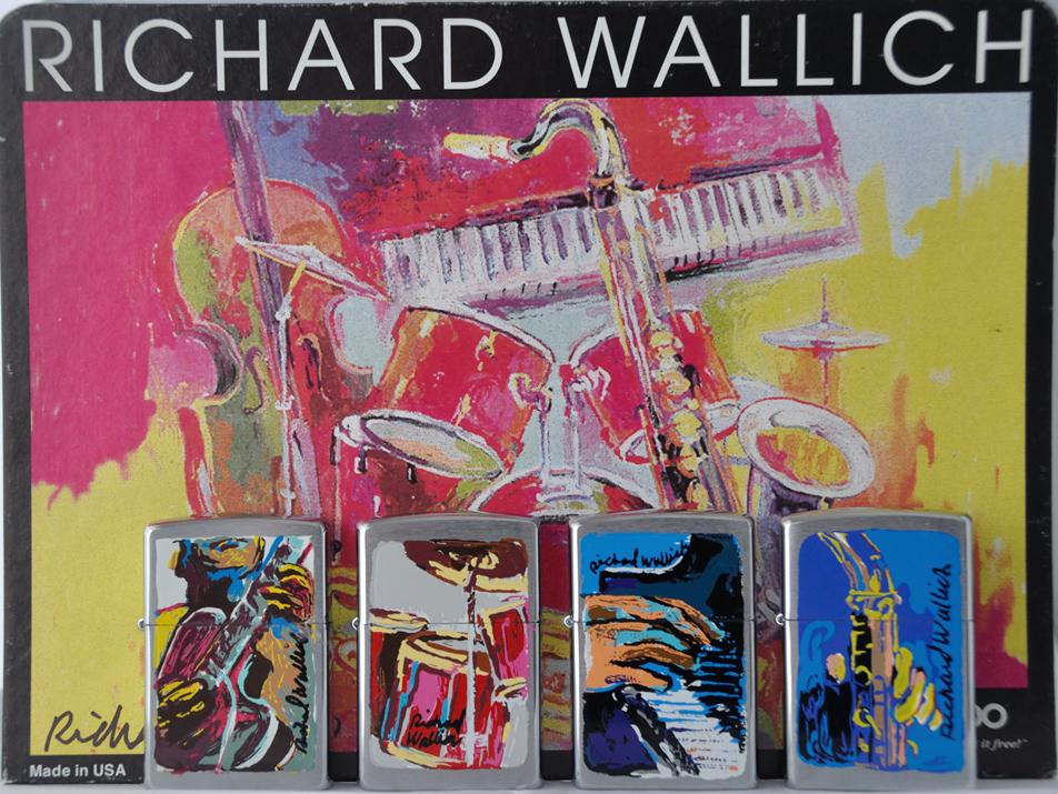 1997 Richard Wallis Instruments