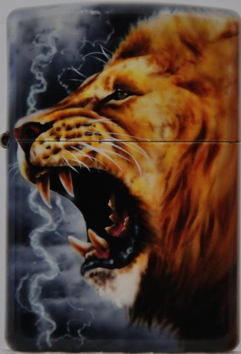 2001 Roaring Lion