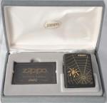 2001 Spider B-Crackle gold box