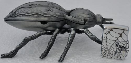 2011 silver spider