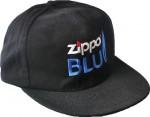 Cap Zippo Blu