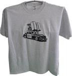 T-shirt Zippo Car