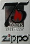 2007 Zippo 75 Years