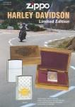 Zippo Harley davidson ltd