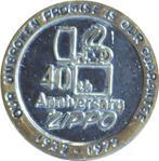 Zippo 40th