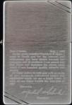 2001 President letter 1986