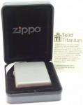 2001 Solid Titanium