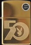 2004 Playboy 50th brass