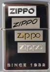 2007 Zippo logos