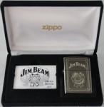 2010 Zippo Jim Bean box