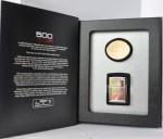 2012 500M LE Booklet