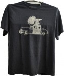 T Shirt 2013 Zippocar grey