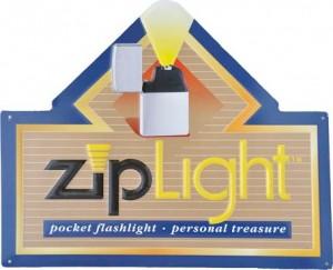 Metal ZipLight