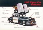 1997 Zippo Car 1947