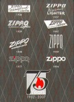 2007 75th logos