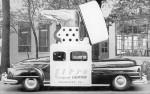 The famous Zippo car