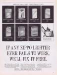 1965 Great gift Idea a zippo