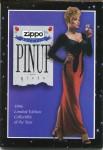 1996 Zippo Pinup