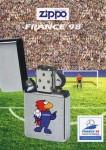 1998 France Coupe du Monde